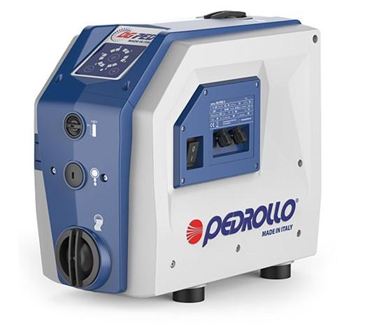 DG PED: Sistema de presurizacion automatico con inverter